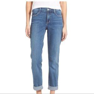 NWOT NYDJ Sylvia Relaxed Boyfriend Jeans, Sz 6P